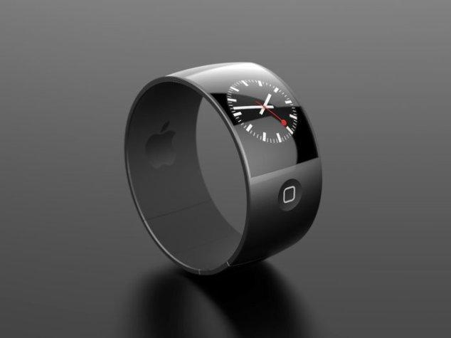 iWatch concept del designer danese Esben Oxholm.