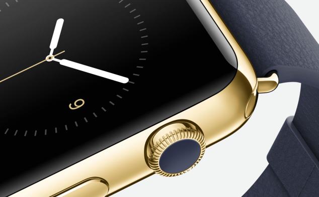 particolare del prototipo in oro