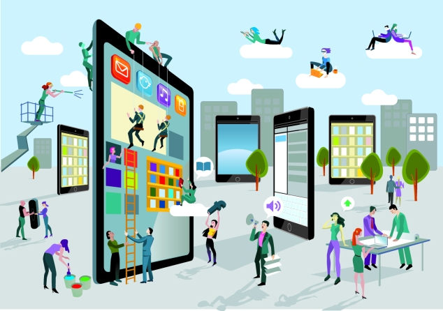 Come costruire la comunicazione digitale