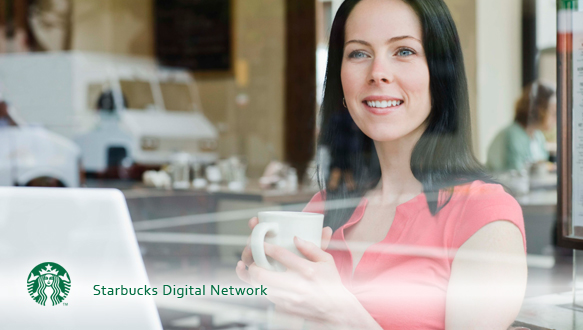 Starbucks Digital Network