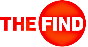 Logo The Find search engine